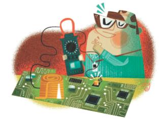 技术文章—开关电源中的电感电流测量