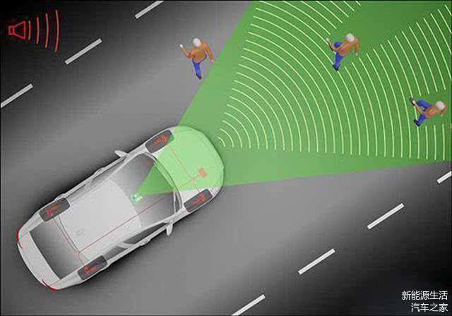 主动刹车技术浅析