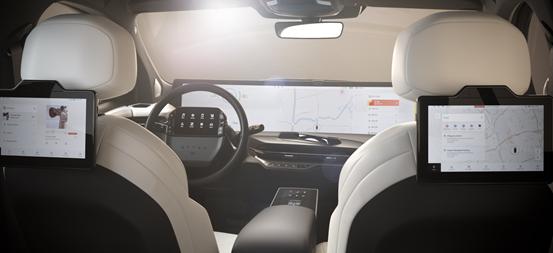 智联时代汽车需配置怎样的显示屏?