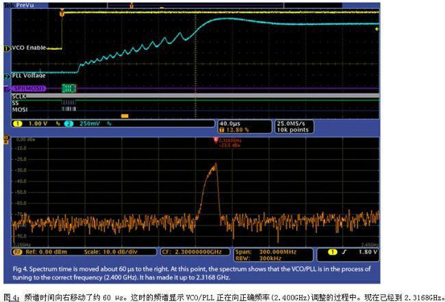 利用混合域示波器排查系统级问题