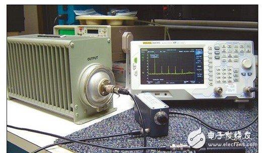 基于RIGOL的DSA815-TG频谱分析仪对射频信号的评测分析