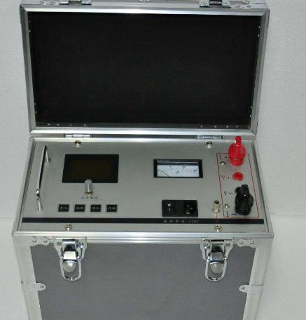 回路电阻测试仪的技术参数及测试步骤