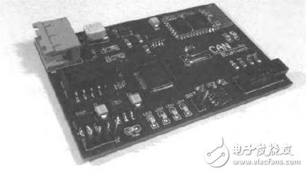 蓝牙CAN总线分析仪的软硬件的设计与特点