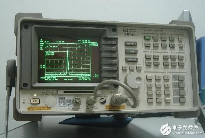 一文了解频谱分析仪的原理