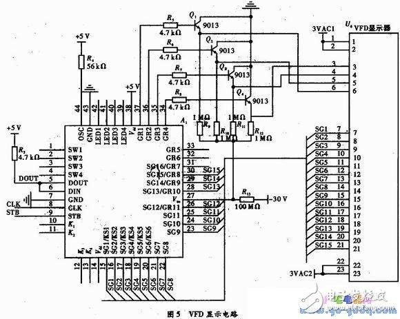 基于PIC单片机的多功能厨房控制系统设计
