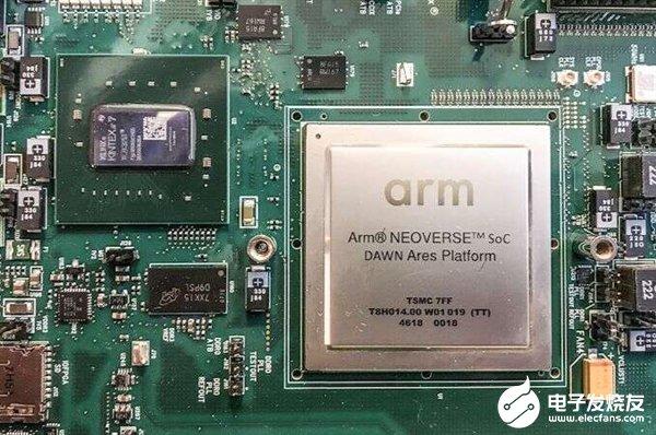 亚马逊AWS面向云服务开发全新ARM处理器 最多可达32核心