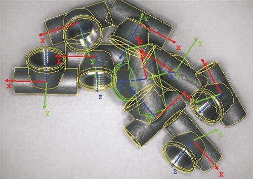 TI DLP®技术驱动结构光系统实现箱拣精度