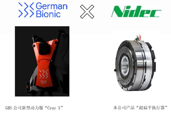 """日本电产新宝联手GBS研发新型动力服""""Cray X"""""""