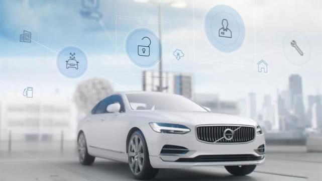 授权许可 沃爾沃获得聯網汽車技术專利