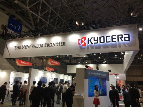 盘点2019年CEATEC上京瓷展示的黑科技