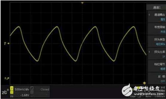 如何用示波器测晶振_示波器测量晶振正确方法