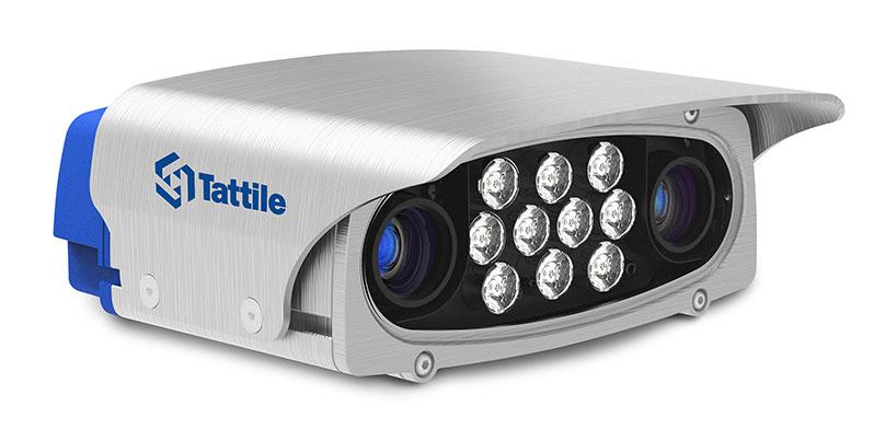 Tattile推新款智能摄像头 专为单车道车辆跟踪应用而设计