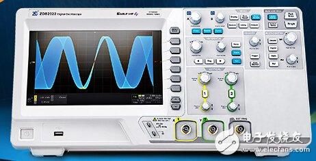 ZDS2022示波器