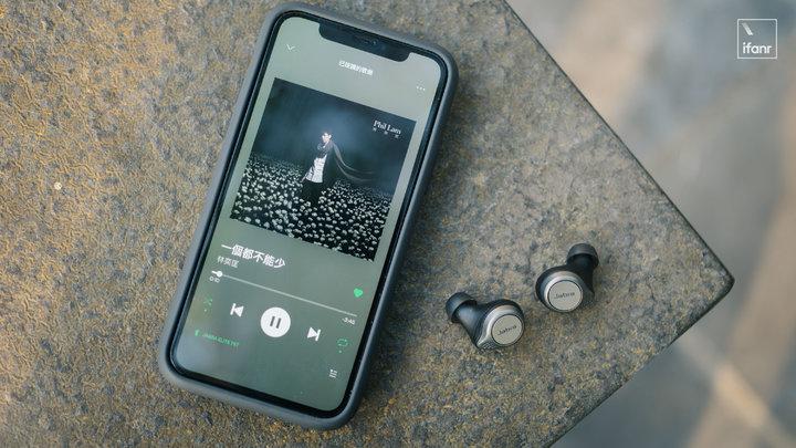 Jabra Elite 75t 真无线耳机体验,与别不同的功能搭配学