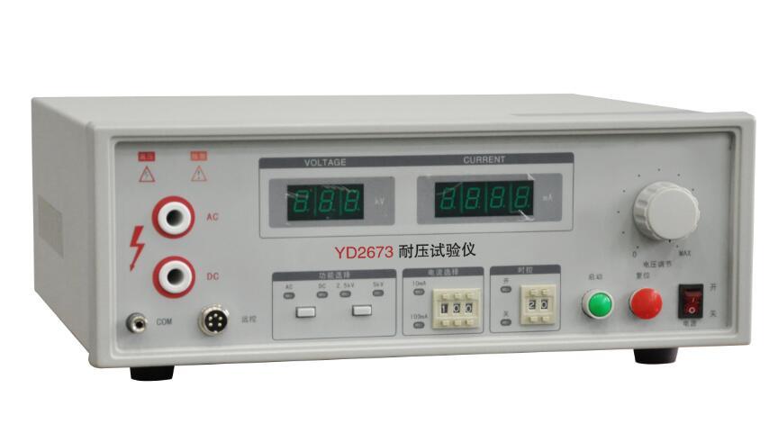 耐压测试仪使用方法_耐压测试仪选用测试