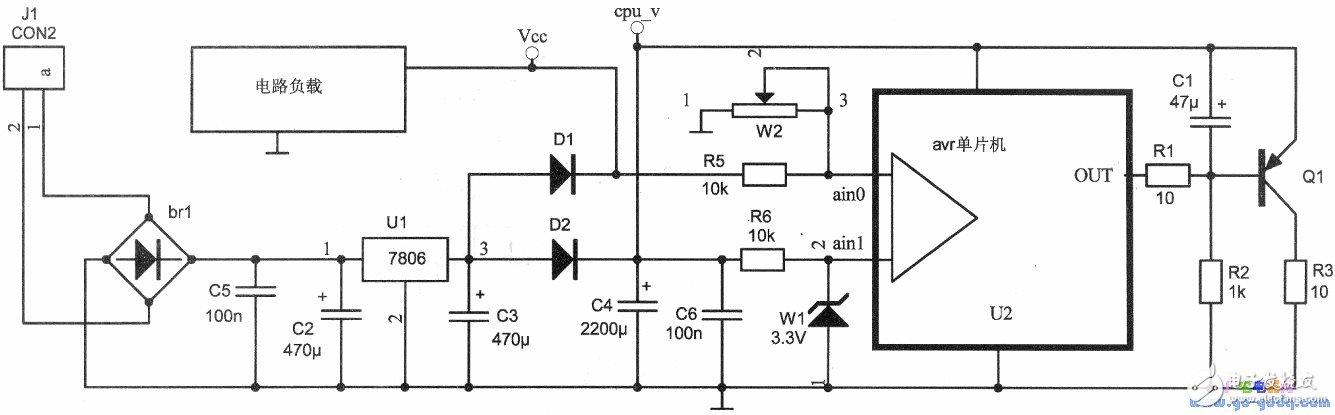 如何解决AVR单片机上电复位工作混乱的问题