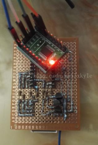 彻底解决stm32F042串口下载配置flymcu