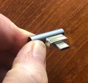 20pin磁吸转接器,让你的MacBook飞起来