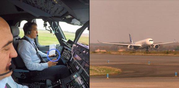 【热点】空客飞机采用自动驾驶/图像识别技术自主起飞为飞行汽车奠定基础