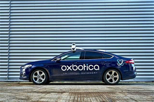 Oxbotica与Navtech研发雷达导航和感知系统
