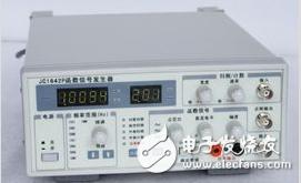 函数信号发生器怎么用_分析函数信号发生器的使用方法及说明