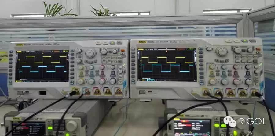 关于多路工控时序信号的测试和研究