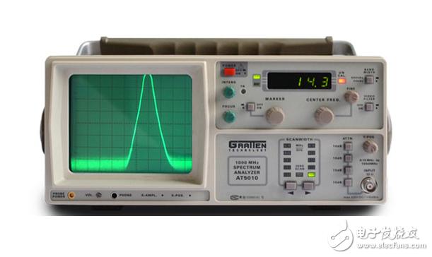 简介AT5010频谱分析仪