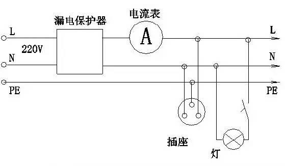 深度剖析漏电保护器以及其电路图