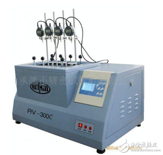 负荷变形温度测试仪操作规范说明