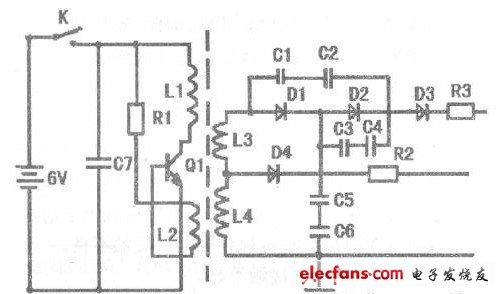 巧用晶体管测试仪增加高压包在路测量功能