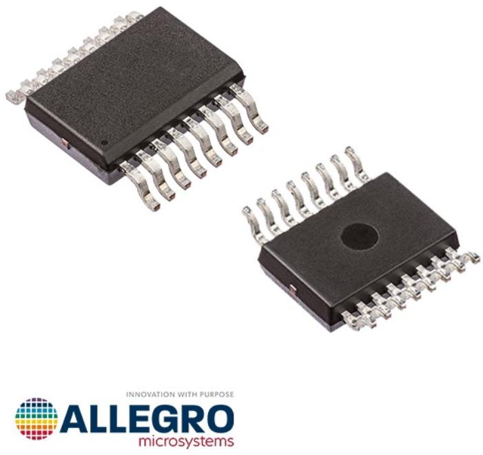 Allegro推出定制SOIC16W封装,非常适合功率密集型混合动力/电动汽车和太阳能等应用