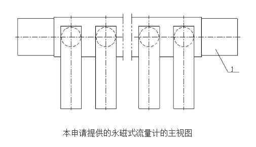 永磁式液态金属流量计的原理及设计
