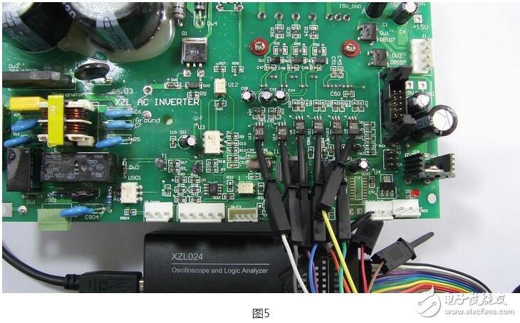 业逻辑分析仪,通常具有数量众多的采样通道,超快的采样速度和大容量的存储深度,但昂贵的价格也不是个人所能承受的。作为工程师手头常备的开发工具,目前有许多入门级的逻辑分析仪设计,整体功能虽然不能和专业高档仪器相比,但是用较低的成本来实现特定的功能,也是非常成功的设计。本文以下讨论的逻辑分析仪,主要是指这类入门级设计。
