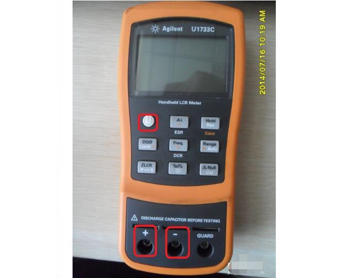 lcr测试仪使用方法图解_lcr测试仪使用指导书