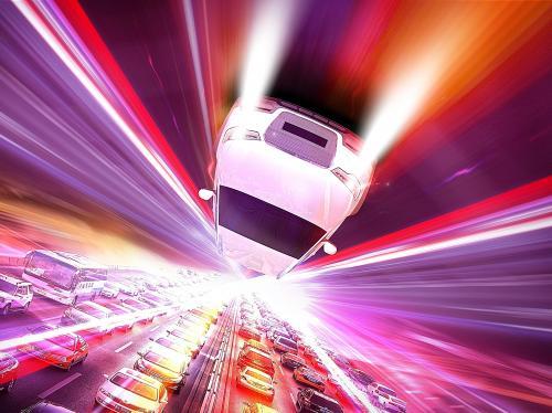印尼展示飞行出租车原型机,电池为主要动力