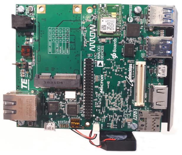 艾睿電子高性能96Boards平臺問市,加速機器學習進程