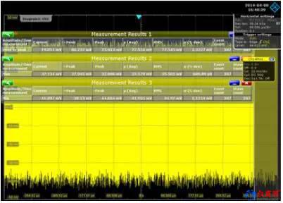 示波器频域分析如何应用于电源调试?