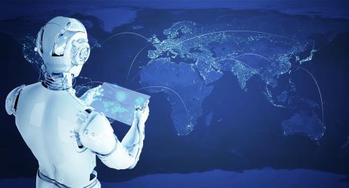中国机器人产业发展报告发布:工业机器人正逐渐走向成熟