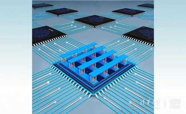 全球首款多阵列忆阻器存算一体系统问市,Made in China