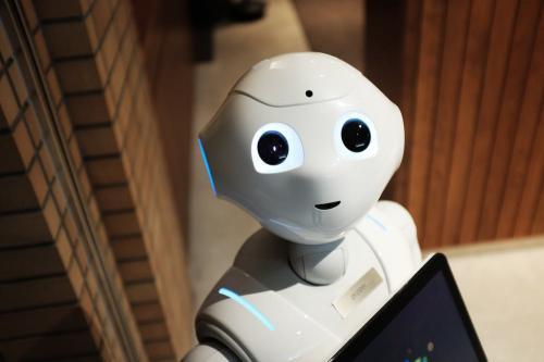 """""""零接触""""送货,机器人深入全美物流产业"""