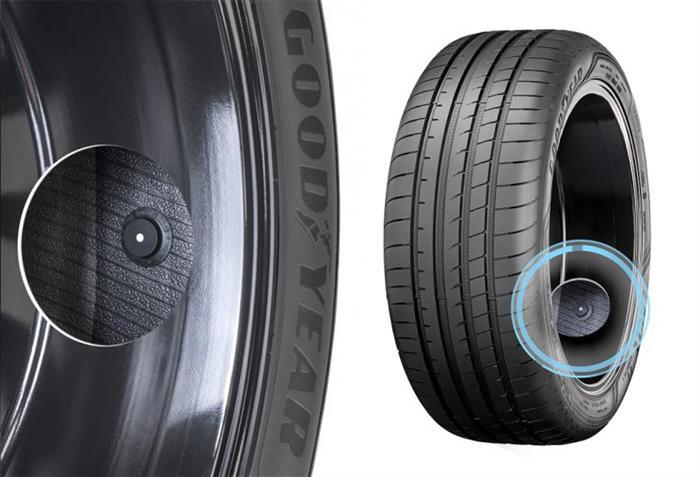 前瞻技术,固特异轮胎,智能轮胎