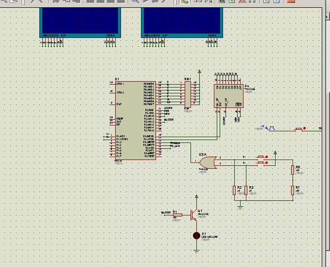 单片机NTC温敏电阻的模拟温度传感器