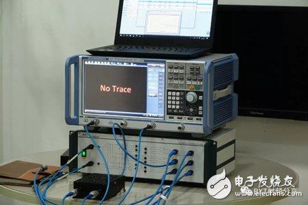 多端口微波器件的测试效率和双工器电原理图