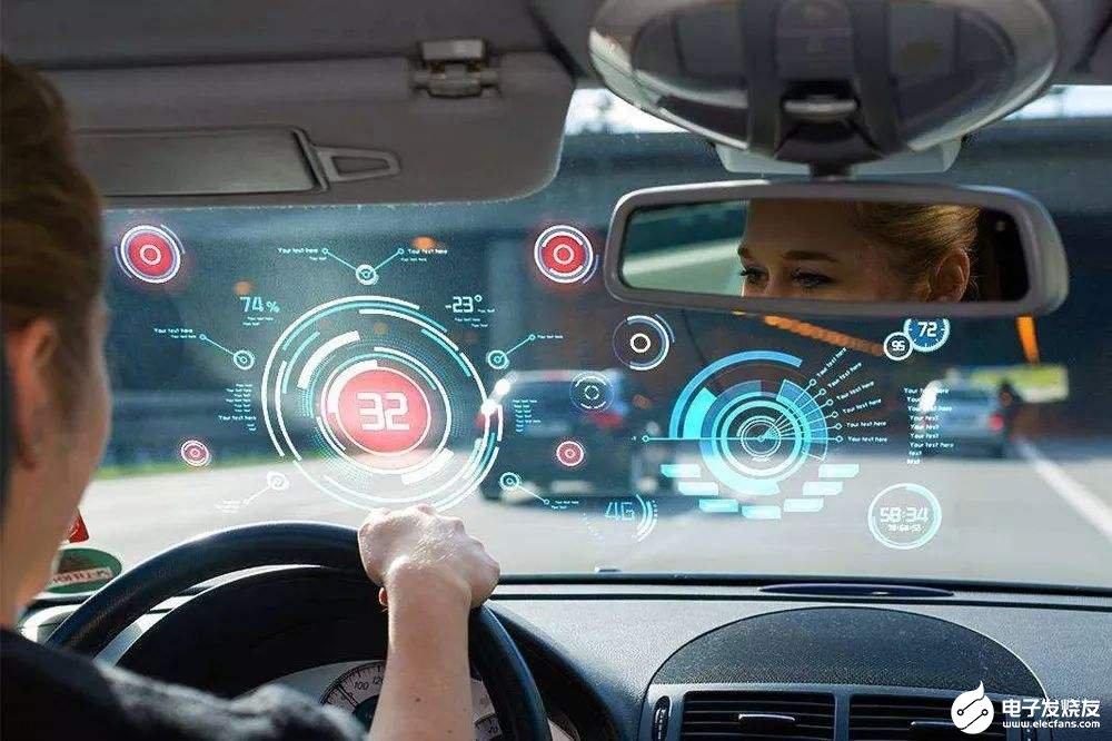 ar技术与汽车的结合 创造新的导航系统