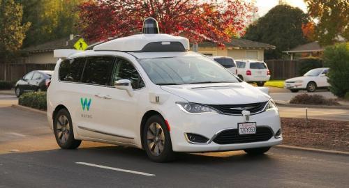 第一轮拿下22.5亿美元融资,Waymo要在全球部署自动驾驶