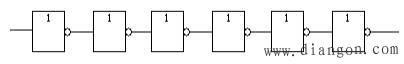 测量逻辑门电路的时延参数
