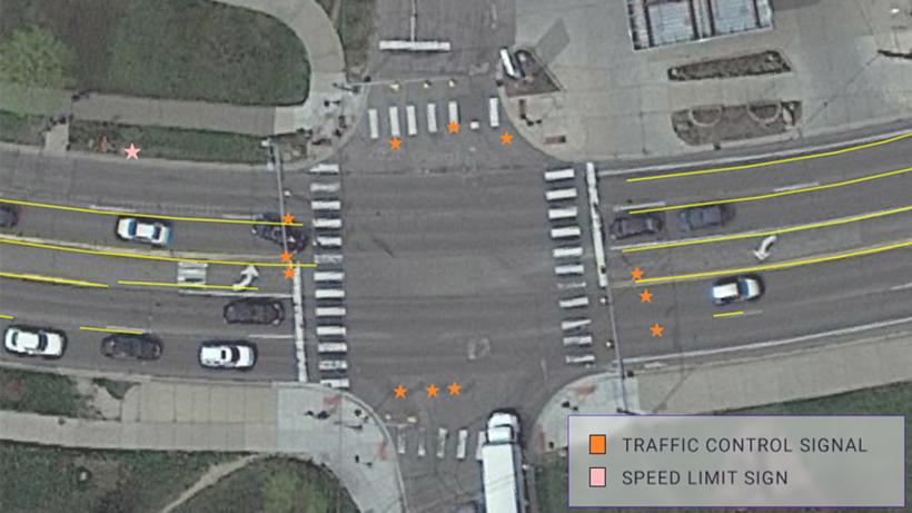 TRI-AD合作多家公司 为自动驾驶构建相对精度达50厘米以下HD地图