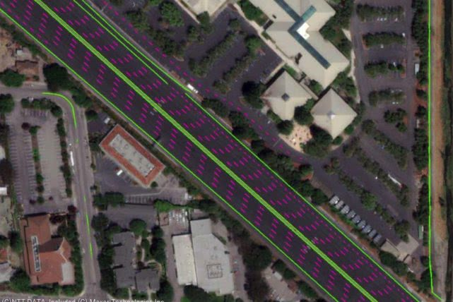 丰田自动驾驶汽车地图系统或将改变游戏规则