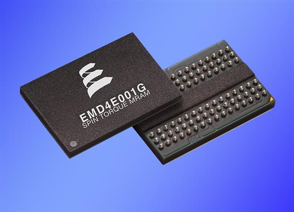 SSD又有新突破,STT-MRAM自旋磁阻内存升级GF 12nm工艺