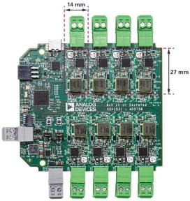 如何设计出高精度、高密度和隔离模拟输出模块的系统